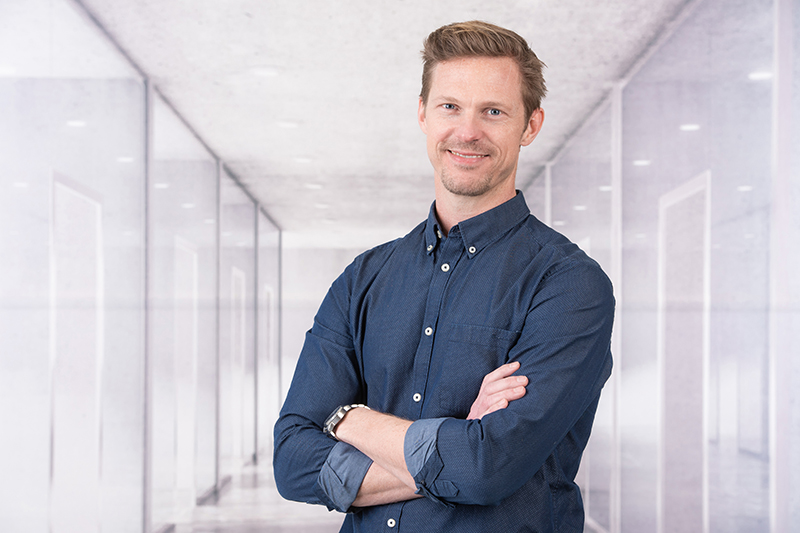 Niklas Kimfors på Roi Rekrytering
