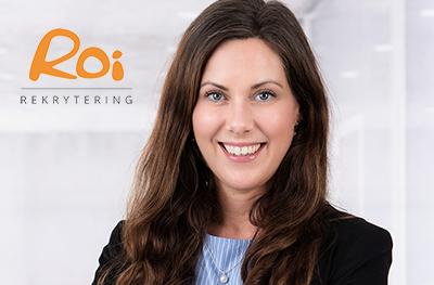 Linda Billstrand Roi Rekrytering HR Interim