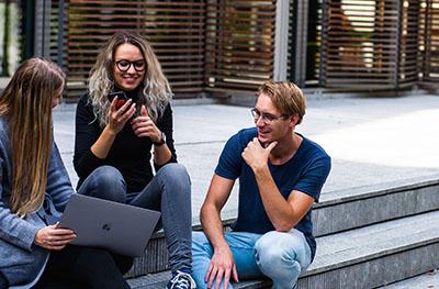 Generation Z kommer ut på arbetsmarknaden